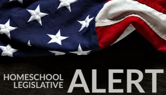 Legislative Action Alert Bill To >> Action Alert Homeschool Bill Set For House Vote Monday The